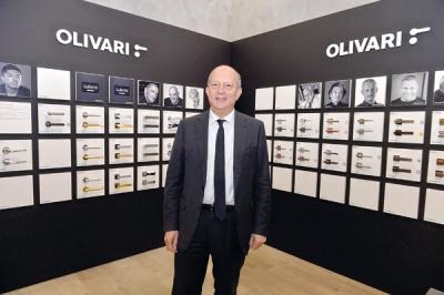 Antonio Olivari, pour Olivari. Naissance et expansion d'une petite société