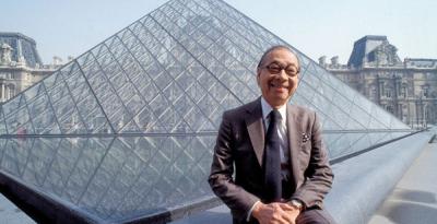 Ieoh Ming Pei, disparition de l'architecte centenaire