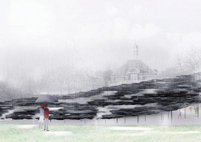 Junya Ishigami signe le dix-neuvième pavillon de la Serpentine Gallery