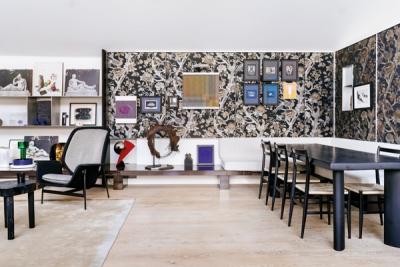 À Montmartre: Chez Tristan Auer, incubateur d'idées
